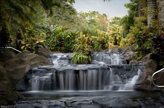 Fantastiska vulkaner och häpnadsväckande regnskogar