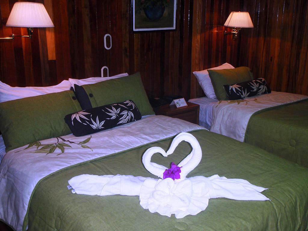 hotellrum Monteverde