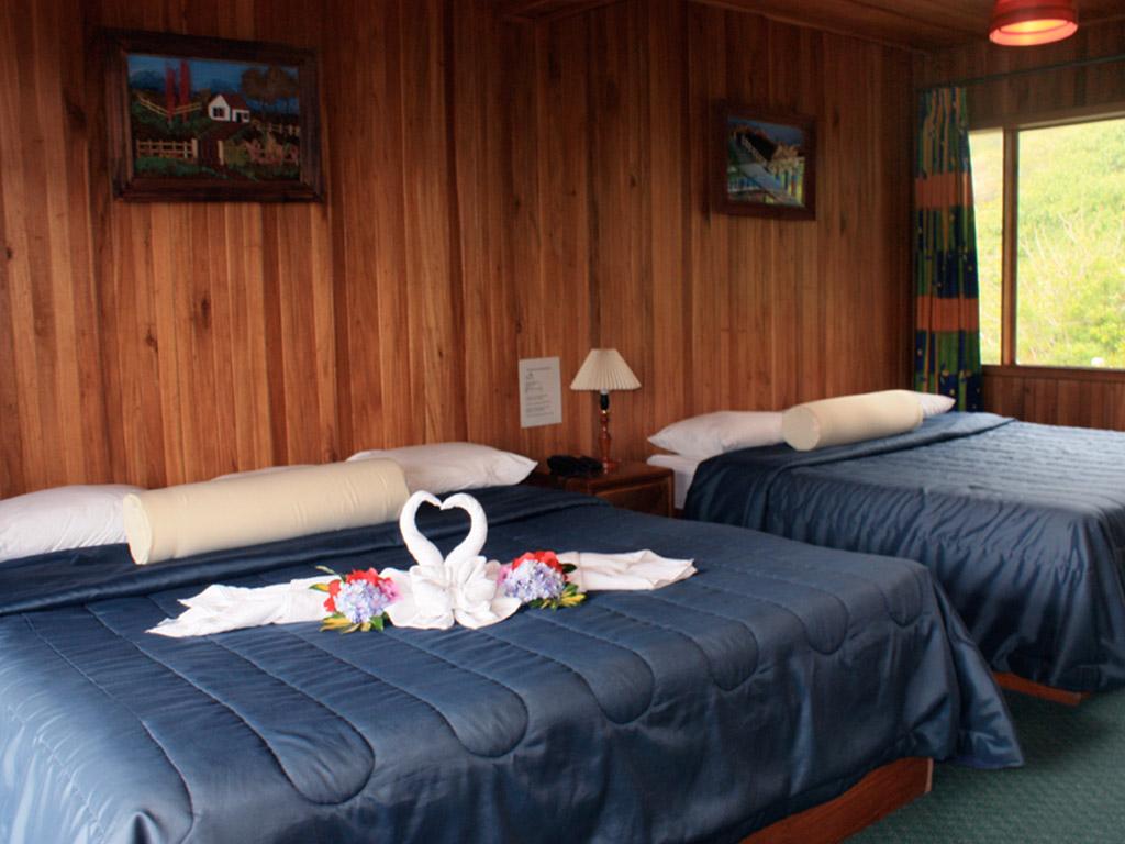 Junior Suite hotell Heliconia