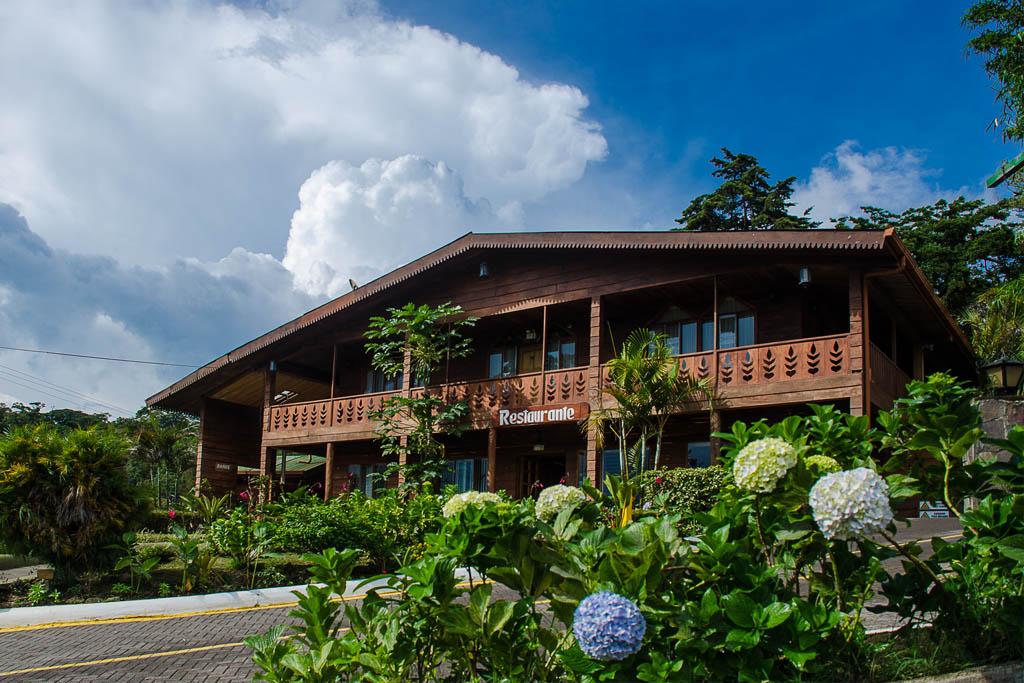 Hotell Heliconia Monteverde