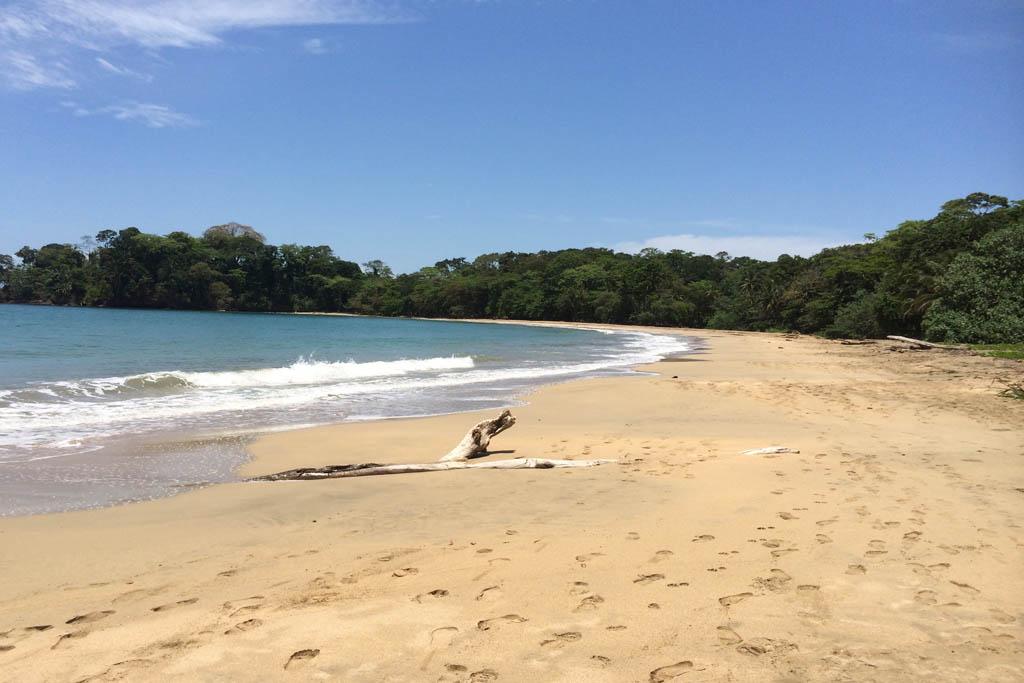 Puerto Viejo strand Costa Rica