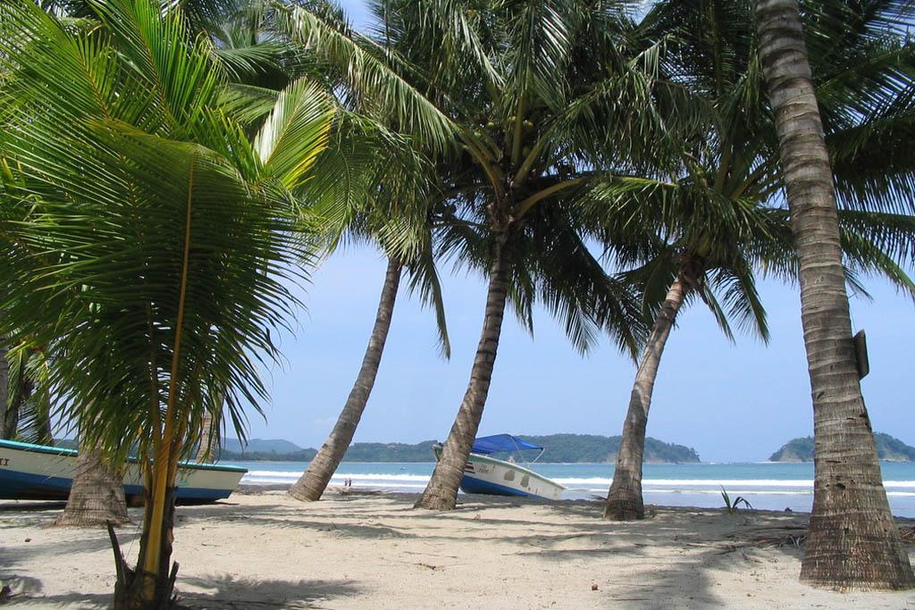 Samara strand Costa Rica