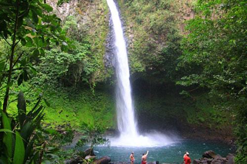 tvådagars tur under er semester i Costa Rica