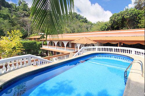 Villa Bosque i Costa Rica