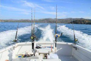 Djuphavsfiske startar för dagen