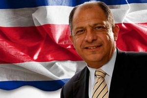 President Luis Guillermo Solís Rivera